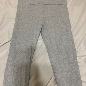 Light/Dark Grey Leggings